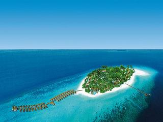 Pauschalreise Hotel Malediven, Malediven - weitere Angebote, Baglioni Resort Maldives in Dhaalu Atoll  ab Flughafen Frankfurt Airport