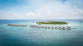 Pauschalreise Hotel Malediven, Malediven - weitere Angebote, Robinson Club Noonu in Orivaru  ab Flughafen Frankfurt Airport