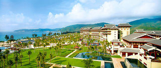 Luxus Hideaway Hotel China, China - Insel Hainan, The Ritz-Carlton Sanya, Yalong Bay in Sanya  ab Flughafen Dresden
