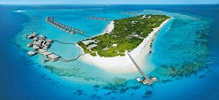 Pauschalreise Hotel Malediven, Malediven - weitere Angebote, Six Senses Laamu in Laamu Atoll  ab Flughafen Frankfurt Airport