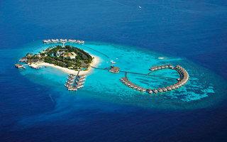 Pauschalreise Hotel Malediven, Malediven - Süd Male Atoll, Centara Grand Island Resort & Spa Maldives All Inclusive in Makunufushi (Cocoa Island)  ab Flughafen Frankfurt Airport