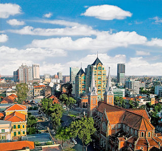 Pauschalreise Hotel Vietnam, Vietnam, Sheraton Saigon Hotel & Towers in Ho-Chi-Minh-Stadt  ab Flughafen