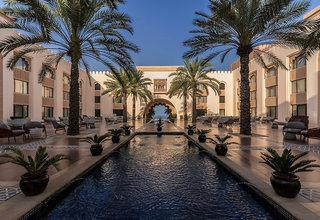 Luxus Hideaway Hotel Oman, Oman, Shangri-La Al Husn Resort & Spa in Muscat  ab Flughafen Leipzig Halle