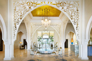 Luxus Hideaway Hotel Vereinigte Arabische Emirate, Dubai, One & Only The Palm in Palm Jumeirah  ab Flughafen Paderborn