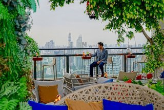 Luxus Hideaway Hotel Thailand, Bangkok & Umgebung, Banyan Tree Bangkok in Bangkok  ab Flughafen München