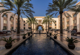Luxus Hideaway Hotel Oman, Oman, Shangri-La Al Husn Resort & Spa in Muscat  ab Flughafen Abflug Süd
