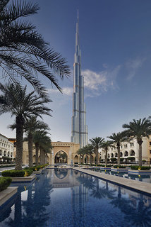 Luxus Hideaway Hotel Dubai, The Palace Downtown Dubai in Dubai  ab Flughafen München