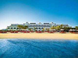 Luxus Hideaway Hotel Dubai, Jumeirah Zabeel Saray in Palm Jumeirah  ab Flughafen Hamburg