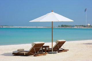 Luxus Hideaway Hotel Abu Dhabi, The St. Regis Abu Dhabi in Abu Dhabi  ab Flughafen