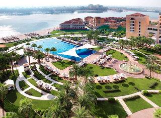 Luxus Hideaway Hotel Abu Dhabi, The Ritz-Carlton Abu Dhabi Grand Canal in Abu Dhabi  ab Flughafen