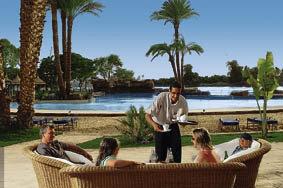 Pauschalreise Hotel Ägypten, Oberägypten, Maritim Jolie Ville Kings Island Luxor in Luxor  ab Flughafen Amsterdam