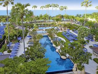Pauschalreise Hotel Thailand, Pattaya, Jomtien Palm Beach Hotel & Resort in Jomtien Beach  ab Flughafen Berlin-Tegel