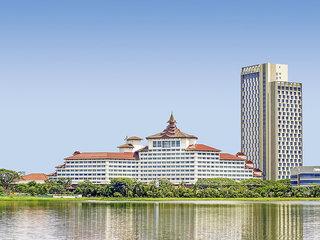 Pauschalreise Hotel Myanmar, Myanmar, Sedona Hotel Yangon in Yangon  ab Flughafen