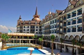 Last Minute Türkei,     Türkische Riviera,     Side Crown Palace  in Evrenseki