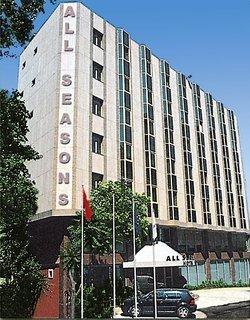 Last Minute Türkei,     Istanbul & Umgebung,     All Seasons Hotel Istanbul  in Istanbul