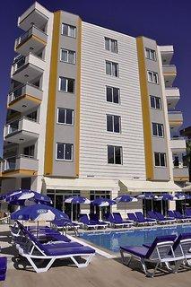 Pauschalreise in Türkei,     Türkische Riviera,     Kleopatra Arsi (3   Sterne Hotel  Hotel ) in Alanya