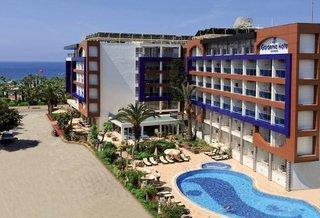 Last Minute Türkei,     Türkische Riviera,     Gardenia Otel  in Alanya