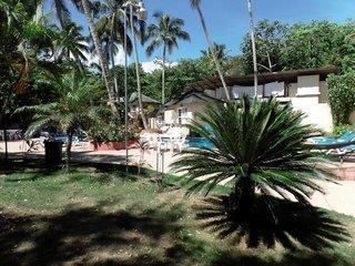 Dominikanische Republik,     Nordküste (Puerto Plata),     Kaoba (2  Sterne Hotel ) in Cabarete