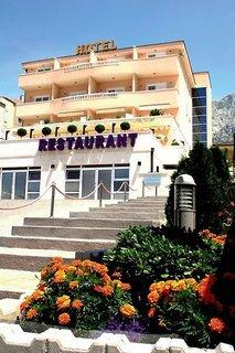 Pauschalreise Hotel Kroatien - weitere Angebote, Hotel Rosina in Makarska  ab Flughafen Basel
