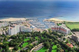 Pauschalreise Hotel Deutschland, Ostseeküste, Ostsee Resort Damp Hotel in Damp  ab Flughafen Abflug Ost
