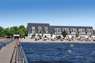 Pauschalreise Hotel Deutschland, Rügen (Ostsee), Strandhotel Dranske in Dranske  ab Flughafen Abflug Ost
