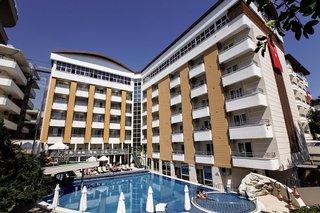Pauschalreise Hotel Türkei, Türkische Riviera, Alaiye Kleopatra in Alanya  ab Flughafen Düsseldorf