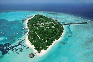 Pauschalreise Hotel Malediven, Malediven - Nord Male Atoll, Meeru Island Resort & Spa in Meeru  ab Flughafen Frankfurt Airport
