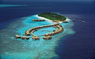 Pauschalreise Hotel Malediven, Malediven - weitere Angebote, Lily Beach Resort & Spa in Huvahendhoo  ab Flughafen Frankfurt Airport