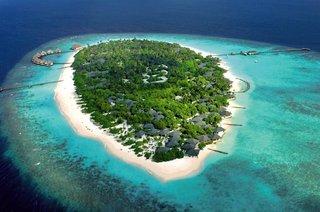 Pauschalreise Hotel Malediven, Malediven - weitere Angebote, Adaaran Select Meedhupparu in Meedhupparu  ab Flughafen Frankfurt Airport