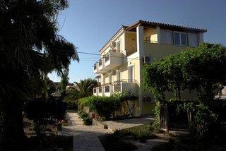 Pauschalreise Hotel Griechenland, Lesbos, Eriphilly Hotel in Molyvos  ab Flughafen Düsseldorf