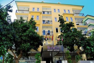 Pauschalreise Hotel Türkei, Türkische Riviera, Select Apart Hotel in Alanya  ab Flughafen Düsseldorf