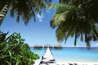 Luxus Hideaway Hotel Malediven, Malediven - weitere Angebote, Conrad Maldives Rangali Island in Rangali  ab Flughafen Karlsruhe Baden-Baden
