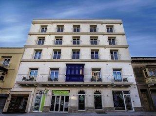 Pauschalreise Hotel Malta, Malta, Blubay Hotel & Apartments in Sliema  ab Flughafen Frankfurt Airport