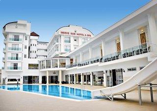 Pauschalreise Hotel Türkei, Türkische Riviera, Merve Sun Hotel & Spa in Side  ab Flughafen Düsseldorf
