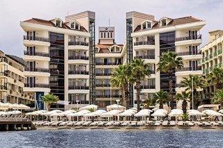 Pauschalreise Hotel Türkei, Türkische Ägäis, Poseidon in Marmaris  ab Flughafen Amsterdam
