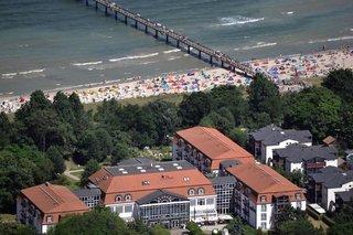 Pauschalreise Hotel Deutschland, Ostseeküste, Seehotel Großherzog von Mecklenburg in Ostseebad Boltenhagen  ab Flughafen Abflug Ost