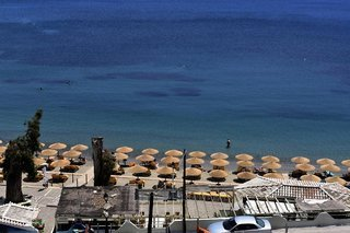 Pauschalreise Hotel Griechenland, Poros (Saronische Inseln), New Aegli Beach Hotel in Askeli  ab Flughafen Berlin-Schönefeld