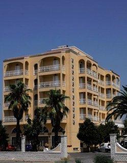 Pauschalreise Hotel Korfu, Sunset Hotel Corfu in Korfu  ab Flughafen Bremen