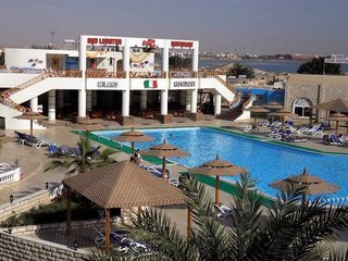Pauschalreise Hotel Ägypten, Hurghada & Safaga, Aladdin Beach Resort in Hurghada  ab Flughafen