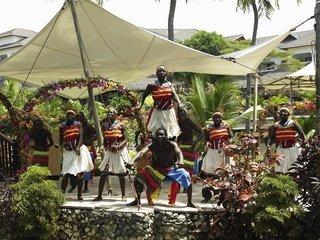 Pauschalreise Hotel Kenia, Kenia - Küste, Diani Reef Beach Resort & Spa in Diani Beach  ab Flughafen Basel