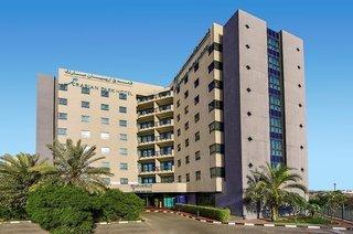 Pauschalreise Hotel Vereinigte Arabische Emirate, Dubai, Arabian Park Hotel in Dubai  ab Flughafen Berlin-Tegel