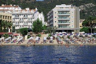 Pauschalreise Hotel Türkei, Türkische Ägäis, Pasa Beach Hotel in Marmaris  ab Flughafen Amsterdam