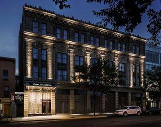 Pauschalreise Hotel New York & New Jersey, Opera House in New York City  ab Flughafen Bruessel