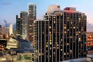 Pauschalreise Hotel USA, Florida -  Ostküste, Hilton Downtown Miami in Miami  ab Flughafen Bremen