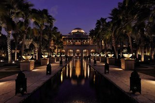 Luxus Hideaway Hotel Vereinigte Arabische Emirate, Dubai, The Palace at One&Only Royal Mirage in Dubai  ab Flughafen Hannover