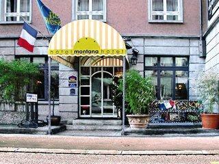 Pauschalreise Hotel Schweiz, Zürich Stadt & Kanton, Montana Hotel Zürich in Zürich  ab Flughafen Bremen