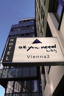 Pauschalreise Hotel Österreich, Wien & Umgebung, AllYouNeed Hotel Vienna2 in Wien  ab Flughafen Berlin-Schönefeld
