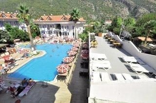 Pauschalreise Hotel Türkei, Türkische Ägäis, Akdeniz Beach Hotel in Ölüdeniz  ab Flughafen Amsterdam