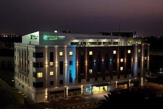 Pauschalreise Hotel Vereinigte Arabische Emirate, Dubai, Holiday Inn Express Dubai - Safa Park in Dubai  ab Flughafen Berlin-Tegel