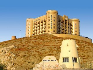 Pauschalreise Hotel Vereinigte Arabische Emirate, Ras al-Khaimah, Golden Tulip Khatt Springs Resort & Spa in Ras Al Khaimah  ab Flughafen Berlin-Tegel